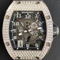 Richard Mille RM 010 Bjelo zlato