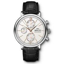 IWC Portofino Chronograph IW391022 2019 новые