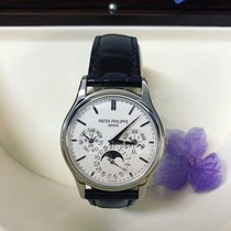 Patek Philippe White gold 37mm Automatic 5140G-001 new