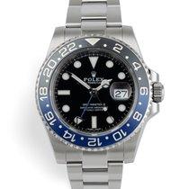 Rolex GMT-Master II Acero 40mm