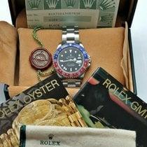 Rolex GMT-Master 40mm Crn