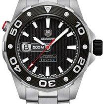 TAG Heuer Aquaracer 500M new 2000 Automatic Chronograph Watch only WAJ2119
