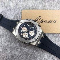Audemars Piguet Royal Oak Offshore Chronograph Сталь 42mm Синий Aрабские Россия, Moscow
