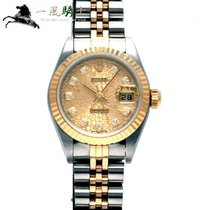 Rolex Lady-Datejust Steel 26mm Champagne United States of America, California, Los Angeles