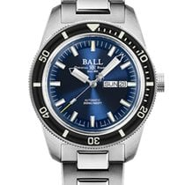 Ball Acciaio 42mm Automatico DM3208B-S1-BE nuovo