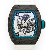 Richard Mille RM 055 Carbon 44.5mm Transparent United States of America, California, Beverly Hills