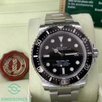 Rolex 116600 Steel 2015 Sea-Dweller 4000 40mm new