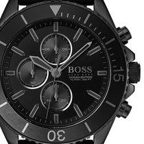 Hugo Boss Stål 46mm Kvarts 1513699 ny