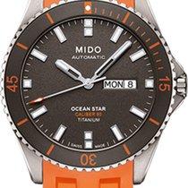 Mido Titanium 42.5mm Automatic M026.430.47.061.00 new United States of America, Florida, Miami