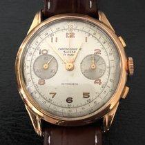 Chronographe Suisse Cie 37mm Remontage manuel occasion
