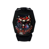 Urwerk UR-210 UR-210BPT Royal Hawk Very good Platinum 53.6mm Automatic