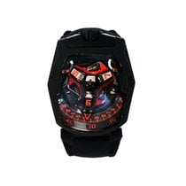 Urwerk Platinum 53.6mm Automatic UR-210BPT Royal Hawk pre-owned
