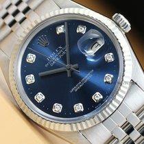 Rolex Datejust Acero 36mm Azul