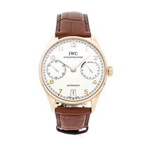 IWC Portuguese Automatic IW5001-01 pre-owned