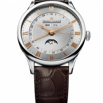Maurice Lacroix Masterpiece Phases de Lune new 2018 Automatic Watch with original box and original papers MP6607-SS001-111-2