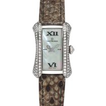 Carl F. Bucherer Alacria White gold 30mm Mother of pearl Roman numerals