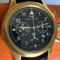 IWC IW3741 Steel 2010 Pilot Chronograph 36mm pre-owned United States of America, Florida, West Palm Beach
