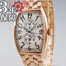 Franck Muller Yellow gold 32mm Automatic 5850MB pre-owned