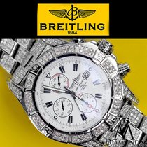 Breitling Super Avenger A13370 pre-owned