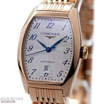 Longines Evidenza Lady Ref_L2 142 8 18K Rose Gold Box Bj 2012