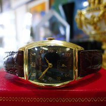 Bulova Hand Wind 14k Yellow Gold  Dress Watch