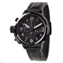 U-Boat Flightdeck 50 Cerami Bezel Watch