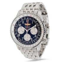 Breitling Navitimer 01 AB0120 Men's Watch in Stainless Steel