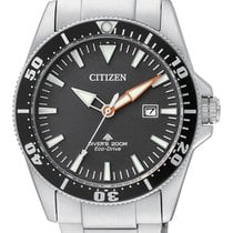 Citizen Promaster BN0100-51E CITIZEN  PROMASTER Diver's  200mt Acciaio. new