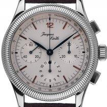 Jacques Etoile Monaco Stahl Automatik Valjoux 7750 Chronograph...