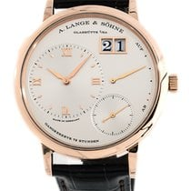 A. Lange & Söhne Rose gold 40.9mm Manual winding 117.032 new