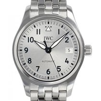 IWC Pilot's Watch Automatic 36 Steel 36mm Silver