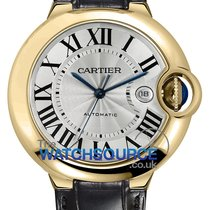 Cartier new Automatic 42mm Yellow gold