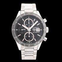 TAG Heuer Carrera Calibre 16 Steel 41mm Black United States of America, California, San Mateo