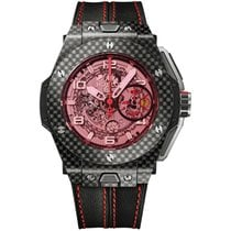 Hublot Carbon 45.5mm Automatic 401.QX.0123.VR new United States of America, New York, New York