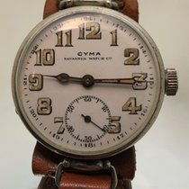 Cyma Tavannes Watch Vintage