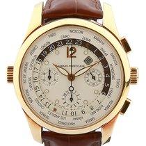 Girard Perregaux Worldwide Time Control 43mm Rose Gold