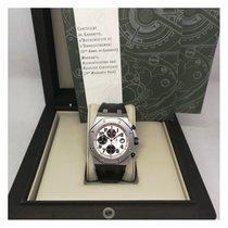 Audemars Piguet Royal Oak Offshore Chronograph Acero 42mm Plata Árabes España, Benidorm