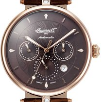 Ingersoll Steel 38mm Automatic IN1318RBR new