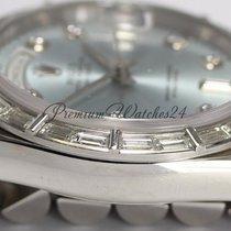 Rolex Platin 36mm Automatisk 118366 brugt
