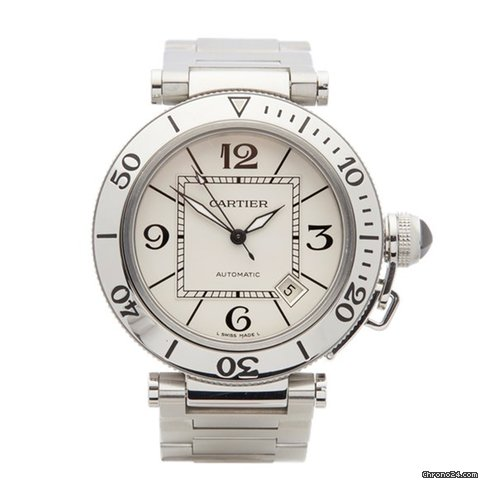 f7d16cfe569 Relógios Cartier Pasha Seatimer usados