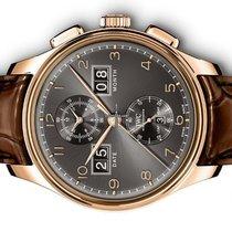 IWC Portuguese Perpetual Calendar Digital Date-Month Ouro rosa 45mm