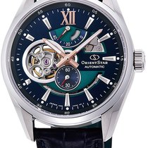 Orient 41,00mm Automatic 2018 new Blue