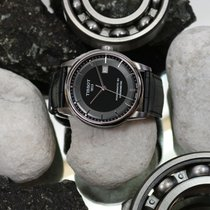 Tissot Chronometer 41mm Automatik 2018 neu Schwarz