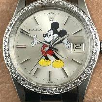 Rolex Oyster Precision Topolino Mickey Mouse