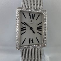 Vacheron Constantin White gold 34,6mm Manual winding 37510/341G 8835 pre-owned