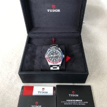 Tudor M79830RB-0001 Steel 2019 Black Bay GMT 41mm new United Kingdom, Leeds