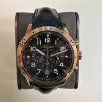 Breguet Type XX - XXI - XXII Rose gold 42mm Brown Arabic numerals United States of America, Illinois, Chicago
