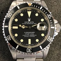 Rolex 16800 Steel 1980 Submariner Date 40mm pre-owned United States of America, Texas, Dallas