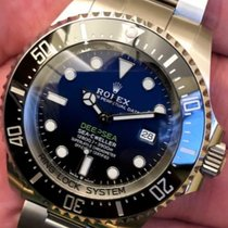 Rolex Sea-Dweller Deepsea Ατσάλι 44mm Xωρίς ψηφία Ελλάδα, iraklio