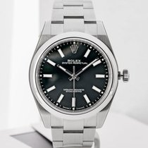 Rolex Oyster Perpetual 39 Steel 39mm No numerals